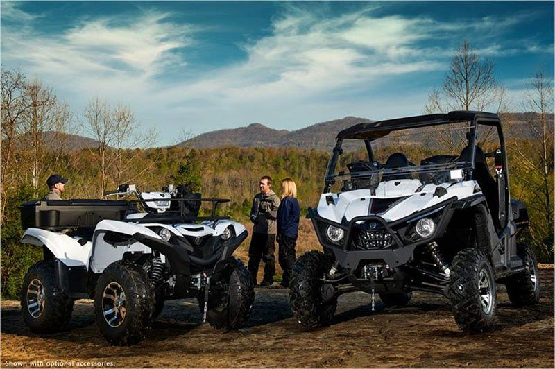 2018 Yamaha Wolverine R-Spec EPS in Derry, New Hampshire