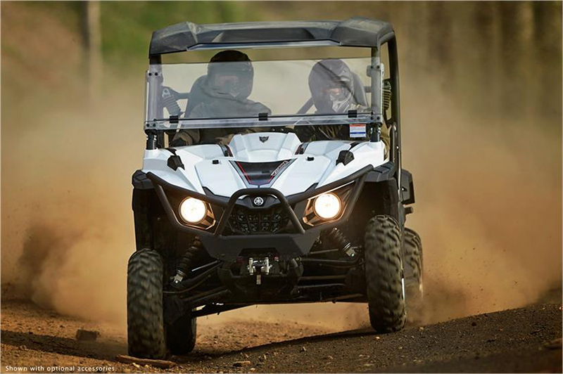 2018 Yamaha Wolverine R-Spec EPS in Hendersonville, North Carolina