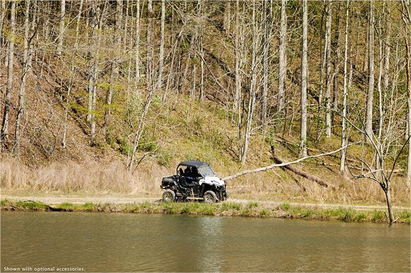 2018 Yamaha Wolverine R-Spec EPS in Monroe, Washington