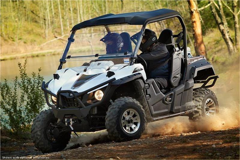 2018 Yamaha Wolverine R-Spec EPS in Goleta, California