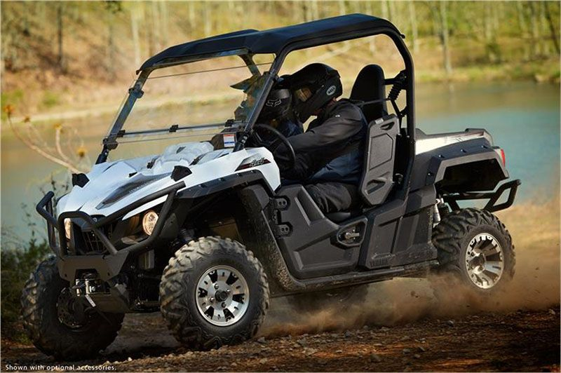 2018 Yamaha Wolverine R-Spec EPS in Olympia, Washington