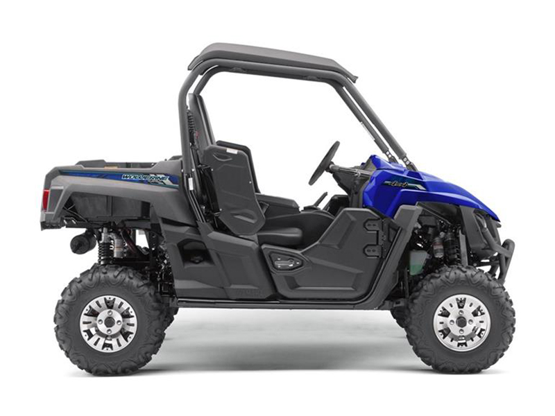 2018 Yamaha Wolverine R-Spec EPS in Lumberton, North Carolina