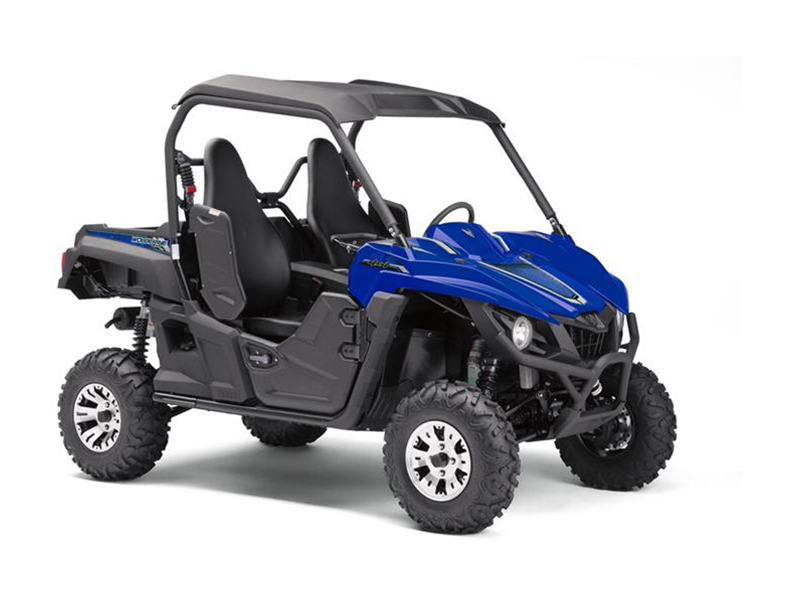2018 Yamaha Wolverine R-Spec EPS in Middletown, New Jersey