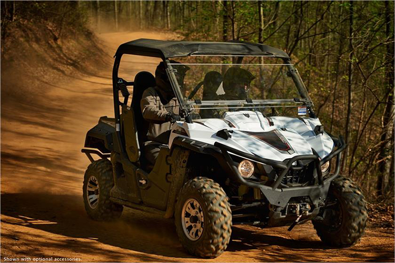 2018 Yamaha Wolverine R-Spec EPS in Kenner, Louisiana
