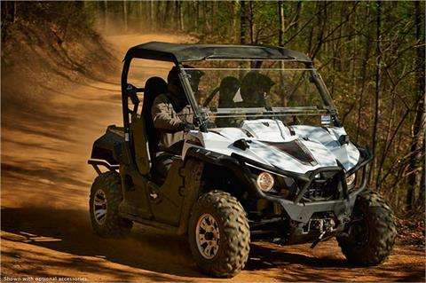 2018 Yamaha Wolverine R-Spec EPS in Petersburg, West Virginia