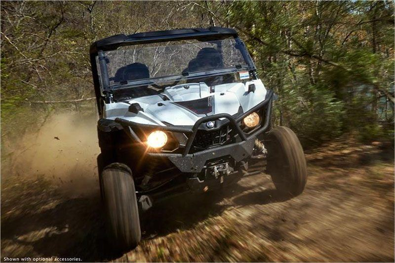 2018 Yamaha Wolverine R-Spec EPS in Manheim, Pennsylvania - Photo 3