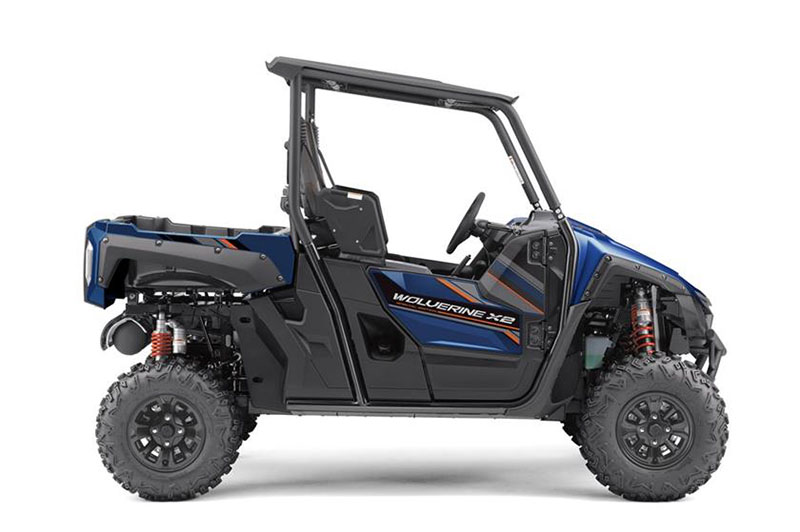 2019 Yamaha Wolverine X2 R-Spec SE in Centralia, Washington