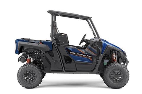 2019 Yamaha Wolverine X2 R-Spec SE in Brilliant, Ohio
