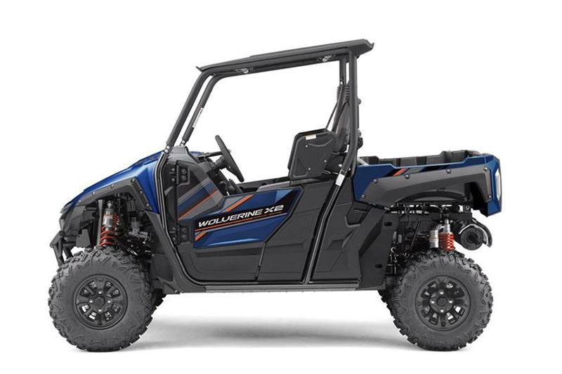 2019 Yamaha Wolverine X2 R-Spec SE in Union Grove, Wisconsin