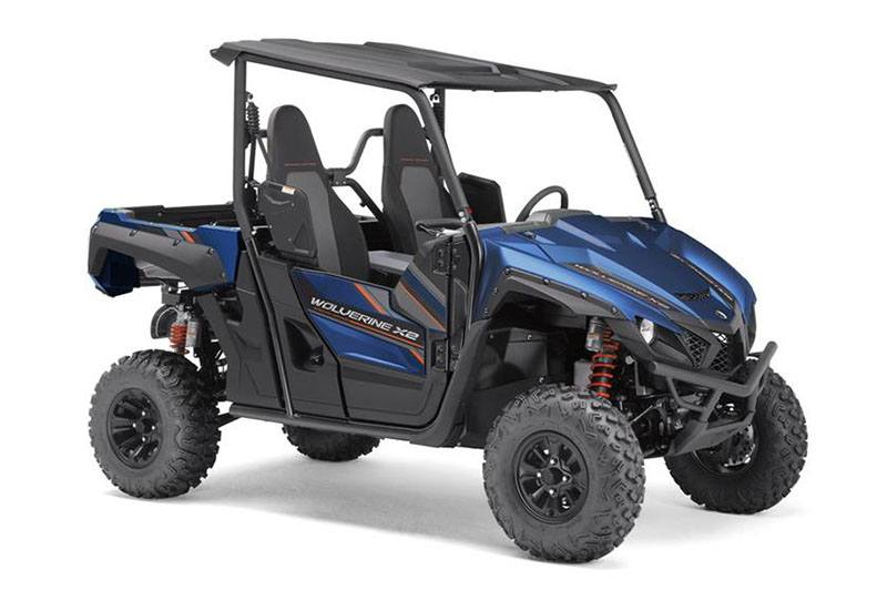 2019 Yamaha Wolverine X2 R-Spec SE in Tamworth, New Hampshire