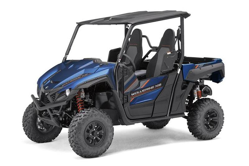 2019 Yamaha Wolverine X2 R-Spec SE in North Mankato, Minnesota