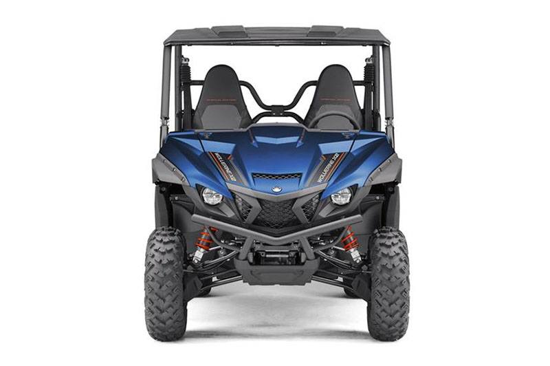 2019 Yamaha Wolverine X2 R-Spec SE in Danbury, Connecticut