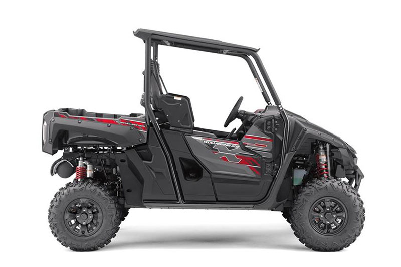 2019 Yamaha Wolverine X2 R-Spec SE in Greenville, North Carolina