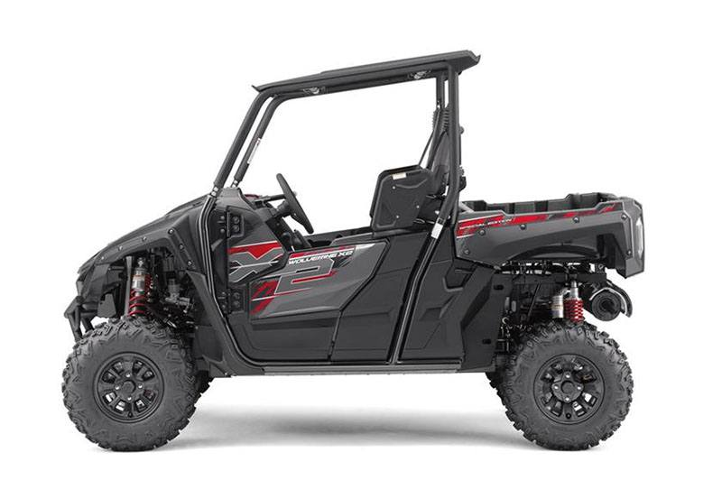 2019 Yamaha Wolverine X2 R-Spec SE in Carroll, Ohio