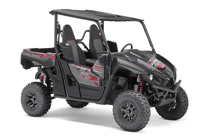 2019 Yamaha Wolverine X2 R-Spec SE in Spencerport, New York