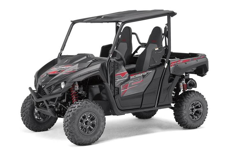 2019 Yamaha Wolverine X2 R-Spec SE in Massillon, Ohio