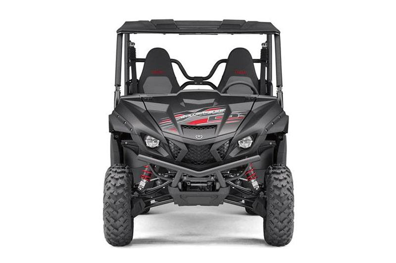 2019 Yamaha Wolverine X2 R-Spec SE in Dayton, Ohio - Photo 5