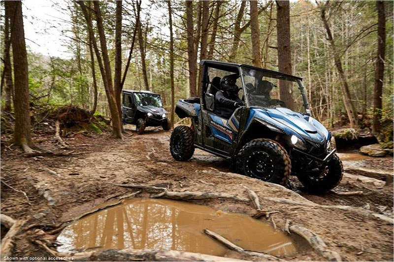 2019 Yamaha Wolverine X2 R-Spec SE in Hancock, Michigan