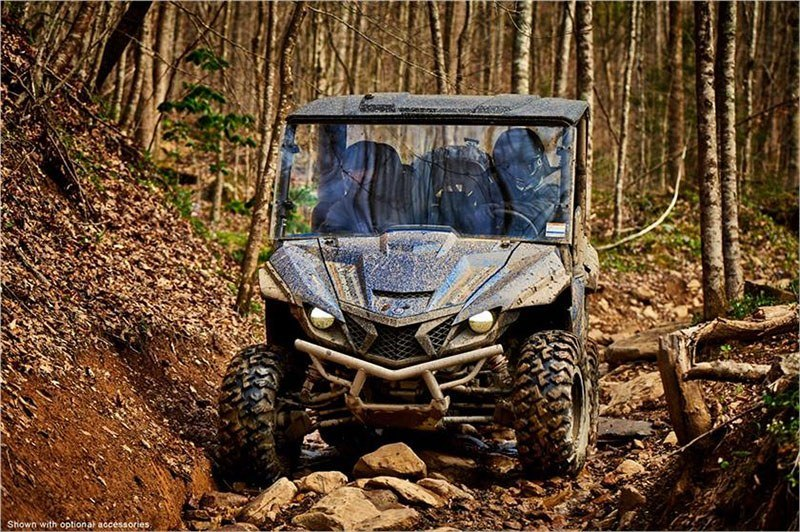 2019 Yamaha Wolverine X2 R-Spec SE in Asheville, North Carolina