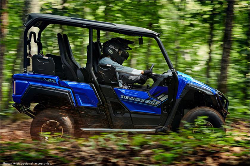 2018 Yamaha Wolverine X4 in Hendersonville, North Carolina