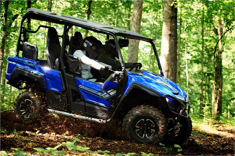 2018 Yamaha Wolverine X4 in Mount Pleasant, Texas