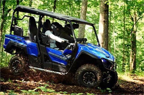 2018 Yamaha Wolverine X4 in Danville, West Virginia