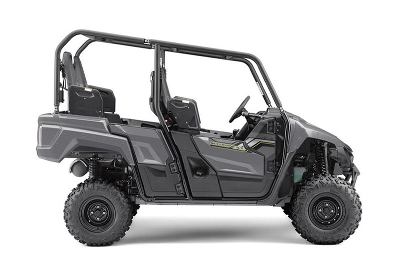 2018 Yamaha Wolverine X4 in Sumter, South Carolina