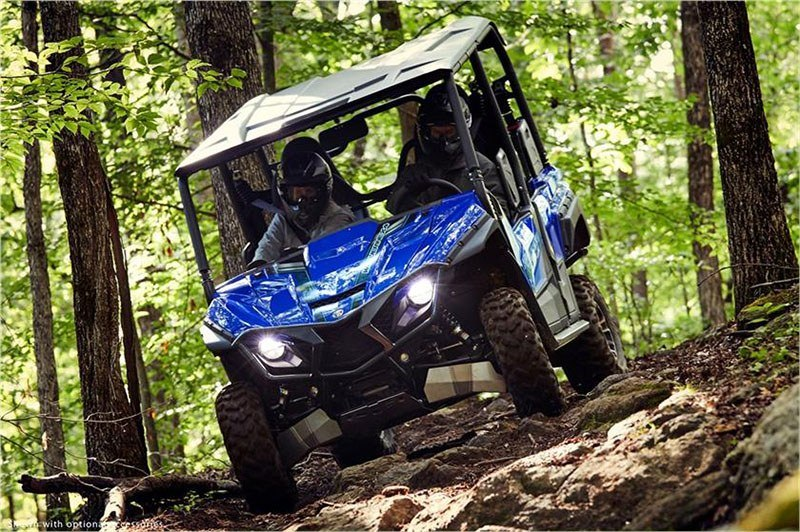 2018 Yamaha Wolverine X4 in Greenville, North Carolina - Photo 6