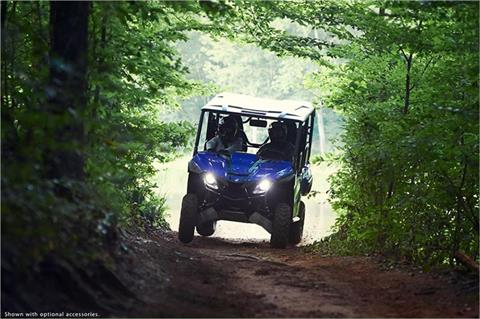 2018 Yamaha Wolverine X4 in Greenville, North Carolina - Photo 9