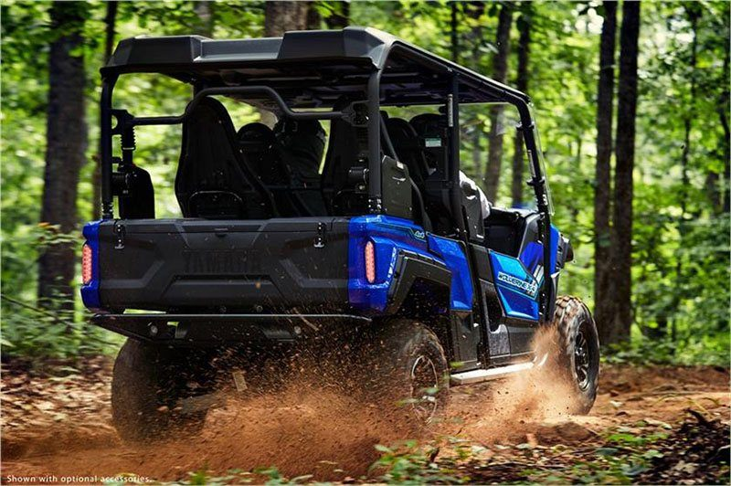2018 Yamaha Wolverine X4 in Greenville, North Carolina - Photo 10