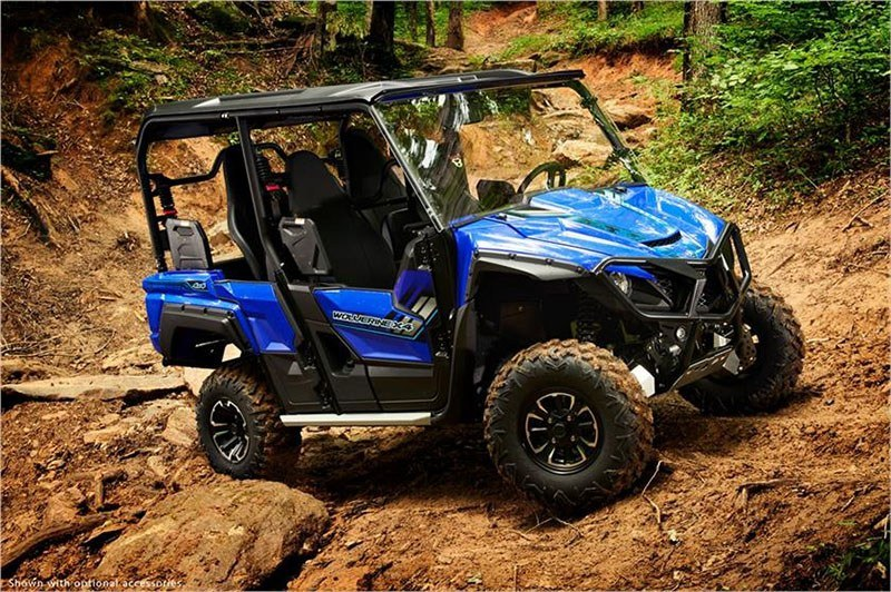 2018 Yamaha Wolverine X4 in Geneva, Ohio - Photo 13