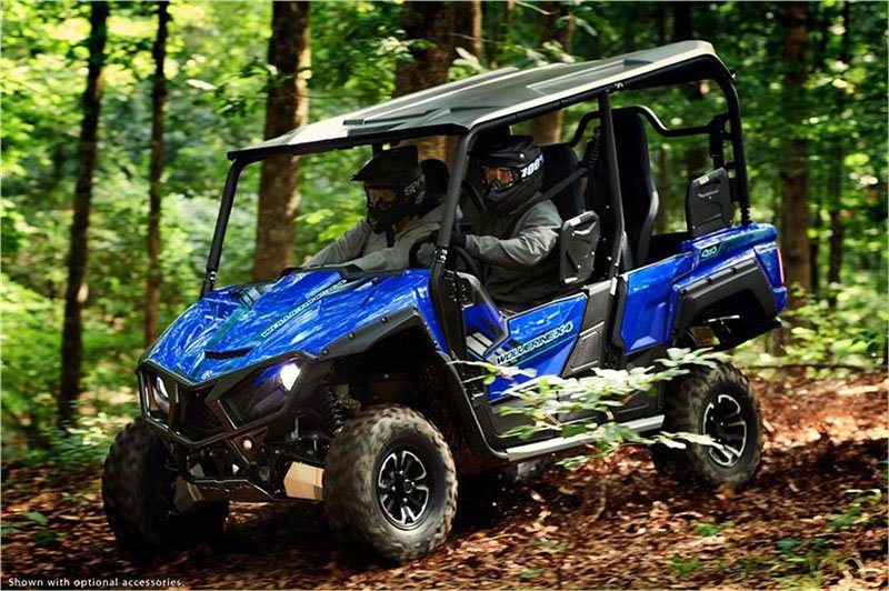 2018 Yamaha Wolverine X4 in Greenville, North Carolina - Photo 14