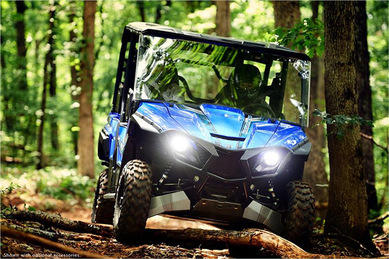 2018 Yamaha Wolverine X4 in Panama City, Florida