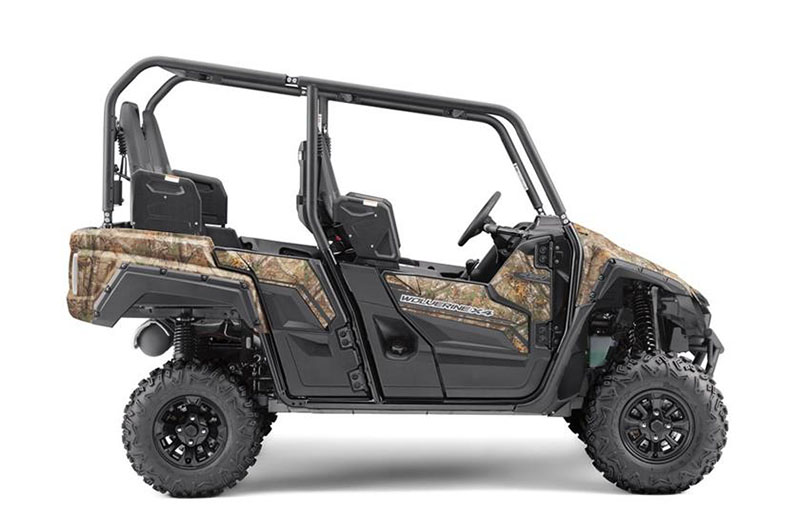 2018 Yamaha Wolverine X4 in Appleton, Wisconsin