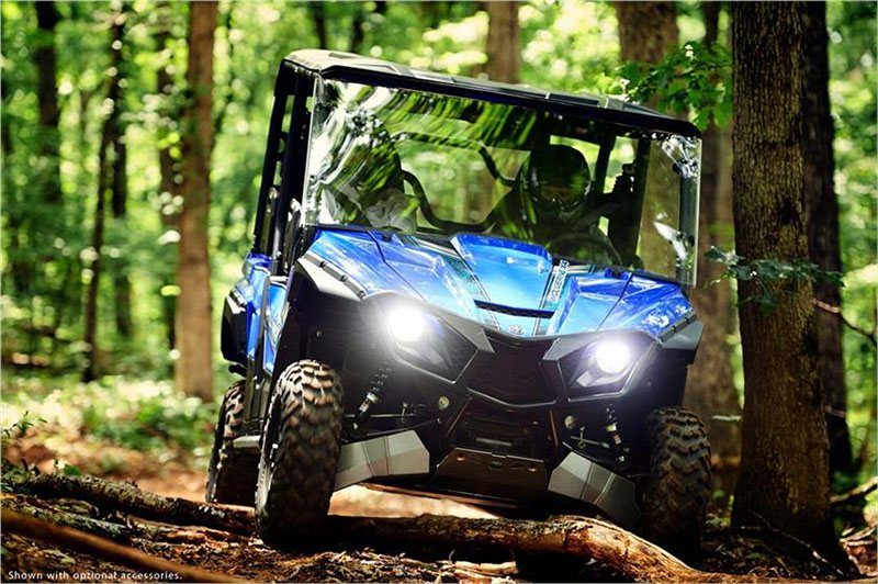 2018 Yamaha Wolverine X4 in Geneva, Ohio - Photo 5