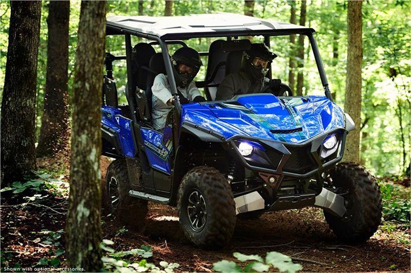 2018 Yamaha Wolverine X4 in Geneva, Ohio - Photo 8