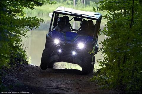 2018 Yamaha Wolverine X4 in Ebensburg, Pennsylvania - Photo 11