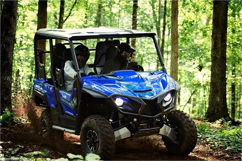 2018 Yamaha Wolverine X4 in Colorado Springs, Colorado