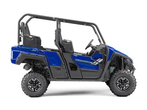 2018 Yamaha Wolverine X4 in Lakeport, California