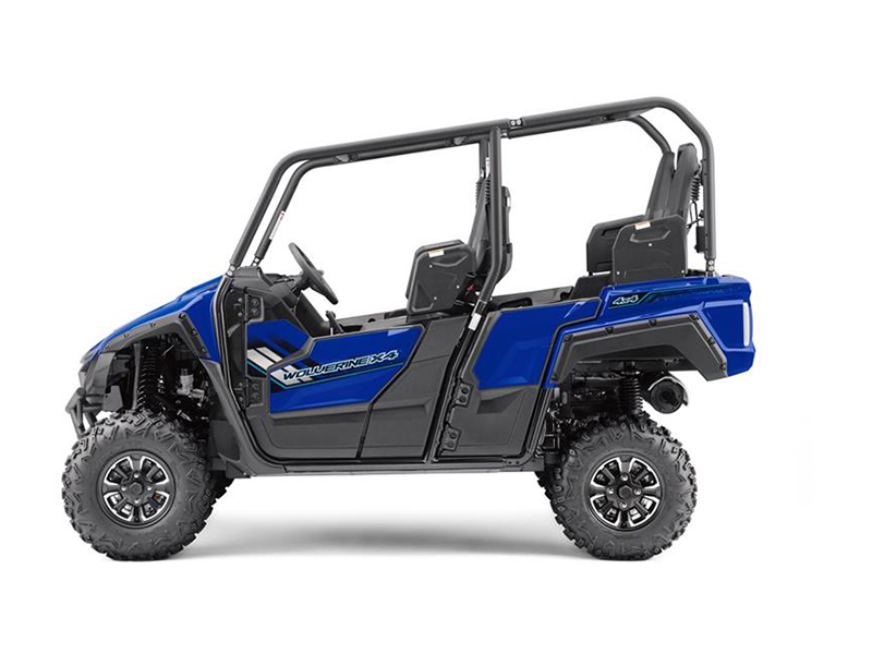2018 Yamaha Wolverine X4 in Paw Paw, Michigan