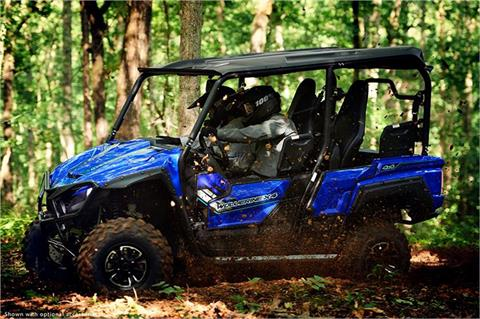 2018 Yamaha Wolverine X4 in Fairfield, Illinois