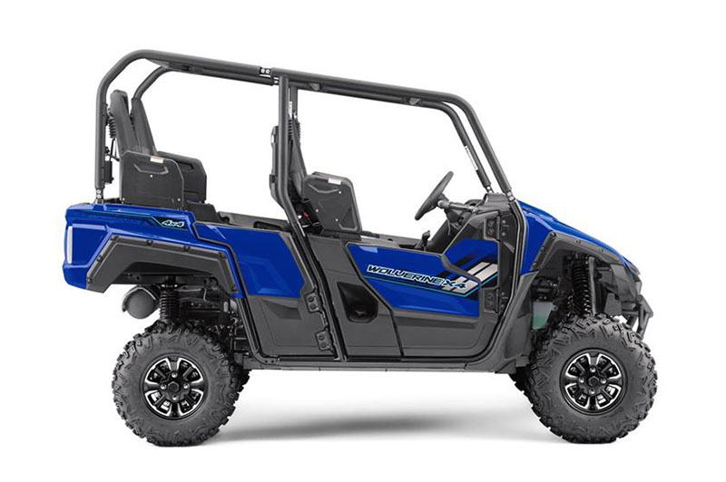 2018 Yamaha Wolverine X4 in Fairview, Utah