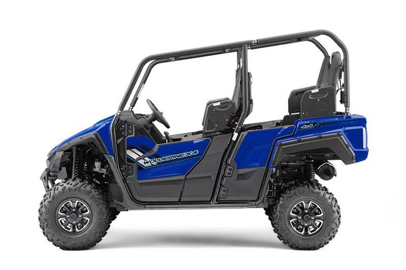 2018 Yamaha Wolverine X4 in Centralia, Washington