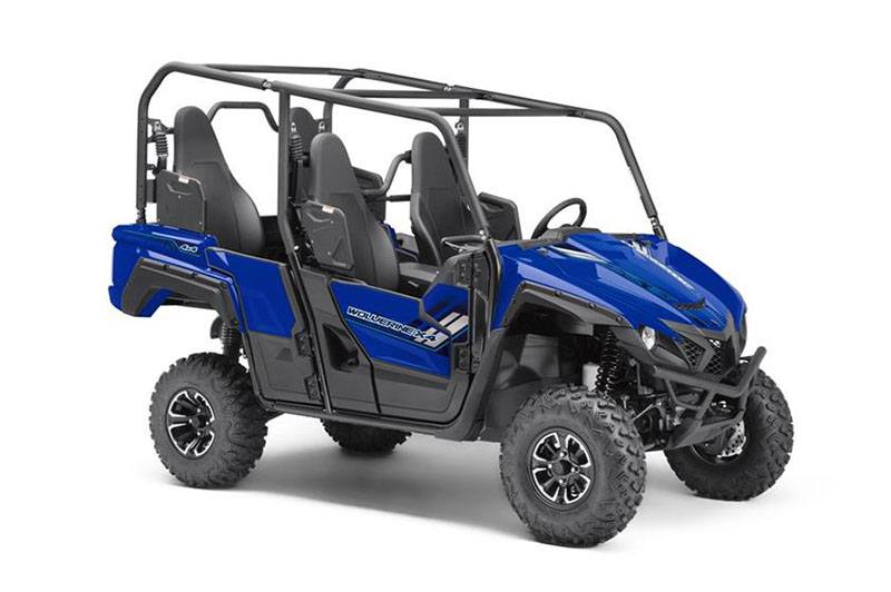 2018 Yamaha Wolverine X4 in Ebensburg, Pennsylvania - Photo 3