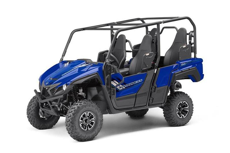 2018 Yamaha Wolverine X4 in Waynesburg, Pennsylvania - Photo 4