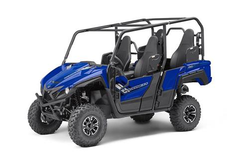 2018 Yamaha Wolverine X4 in Ebensburg, Pennsylvania - Photo 4