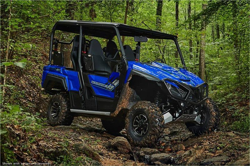 2018 Yamaha Wolverine X4 in Brooklyn, New York