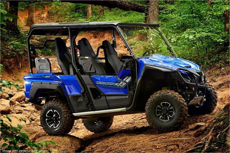 2018 Yamaha Wolverine X4 in Ebensburg, Pennsylvania - Photo 6