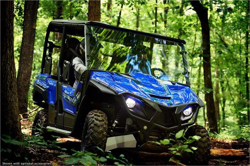2018 Yamaha Wolverine X4 in Waynesburg, Pennsylvania - Photo 9