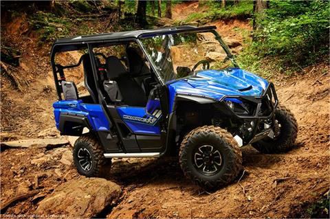 2018 Yamaha Wolverine X4 in Ebensburg, Pennsylvania - Photo 15